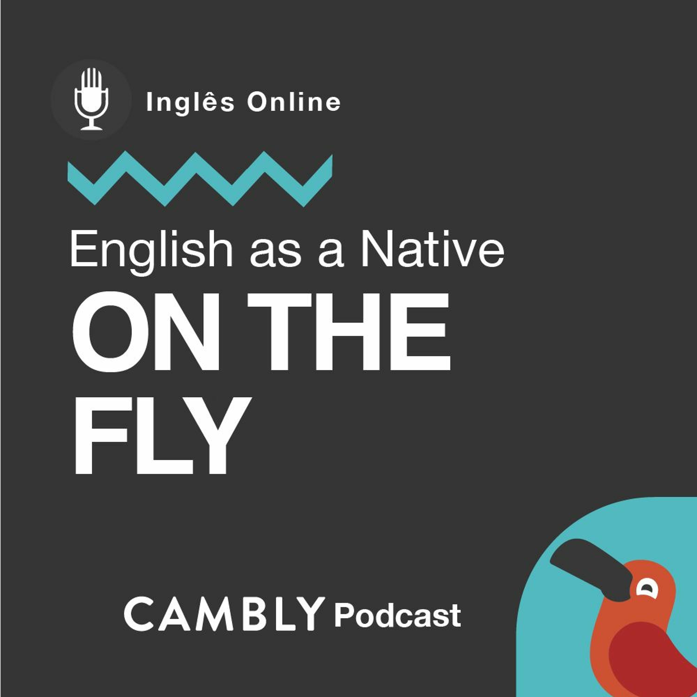 Ep 197. O que é 'on the fly' em Inglês?   English as a Native
