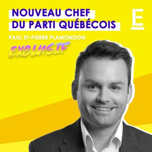 """""""Nouveau chef du Parti Québécois"""" - Entrevue avec Paul St-Pierre Plamondon"""