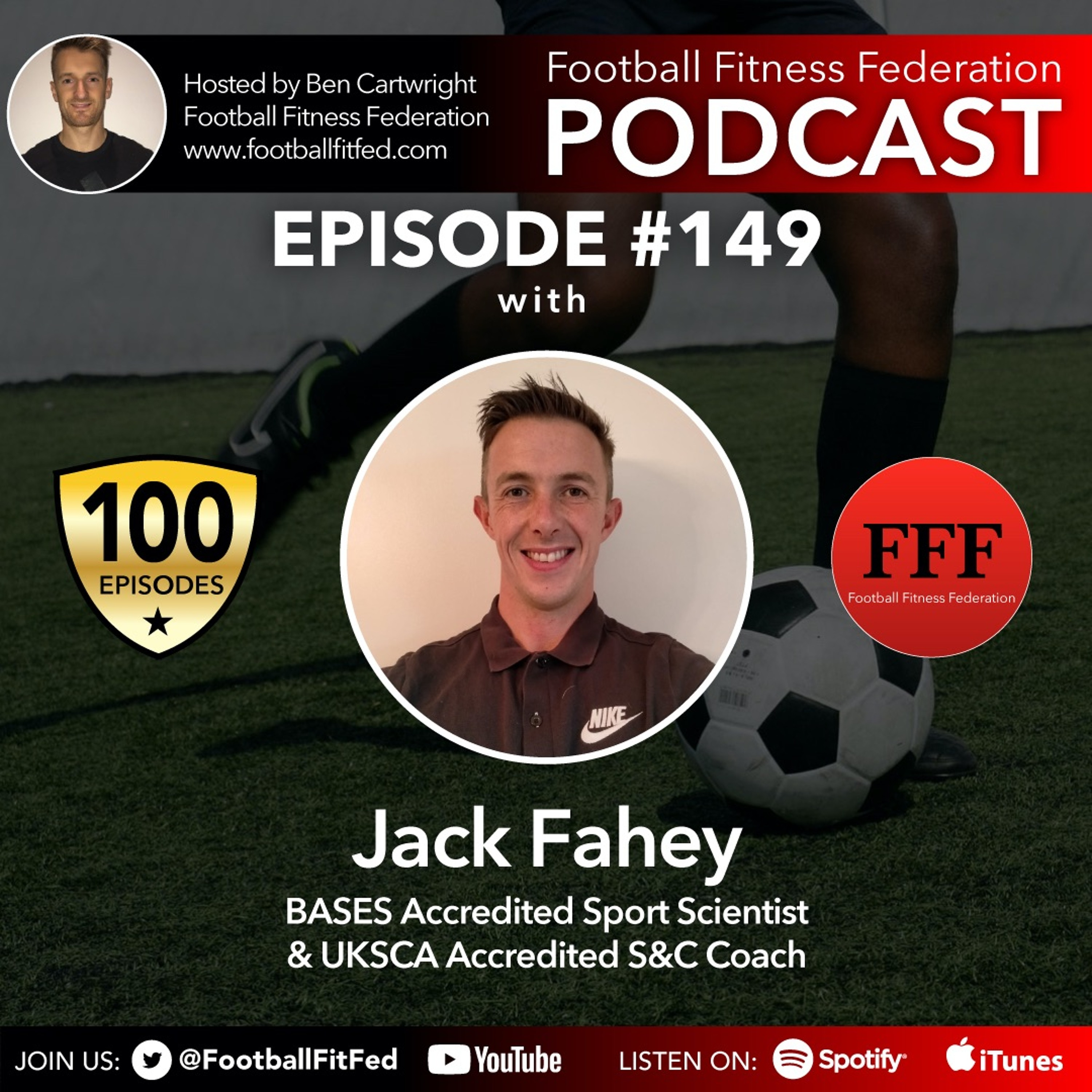 """#149 """"Designing Football Circuits"""" With Jack Fahey"""