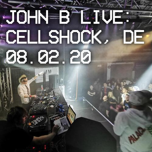 John B Podcast 188: Live @ Cellshock 08.02.20