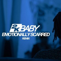 Cover mp3 2KBABY X EMOTIONALLY SCARED FREESTYLE