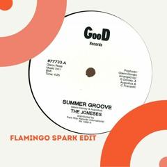 The Joneses - Summer Groove (Flamingo Spark Edit)