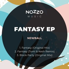 Newball - Fantasy EP