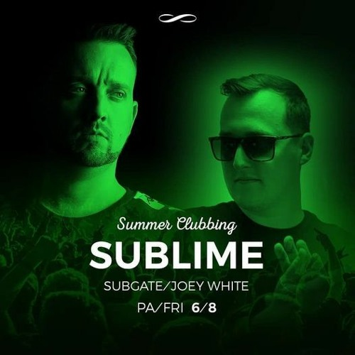 Subgate@Sublime 6.8.2021 Roxy Prague