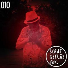 Stadtgeflüster Podcast 010 - Amari Tayo (Club Douala)