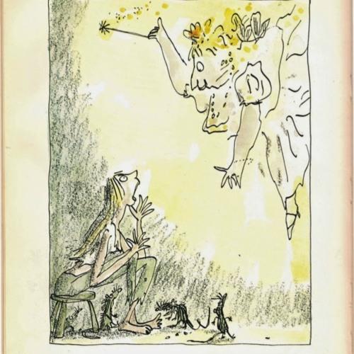 La Cenicienta - Versión Roald Dahl