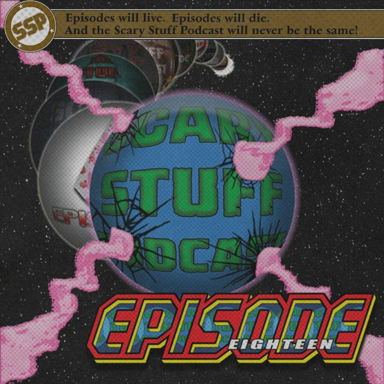 Episode 18: Crisis on Infinite Stuff (Comic Book Adaptations)