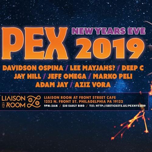 Marko Peli live @ PEX NYE 2019 - Countdown to Midnight