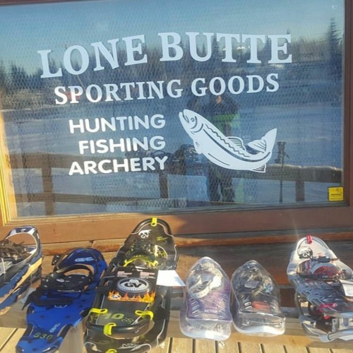 90 Mark Roseboom, Guide/Owner Lone Butte Sporting Goods