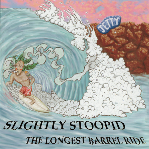 The Longest Barrel Ride