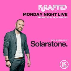 Krafted Radio: MNL with Paul Stevens & Solarstone