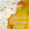 Warm Summer Rain – Healing Rain, Nature Sounds for Relax, Singing Birds for Spa, Ocean Sounds for Yoga & Meditation, Rain Sounds