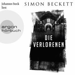 Simon Beckett: Die Verlorenen – gelesen von Johannes Steck
