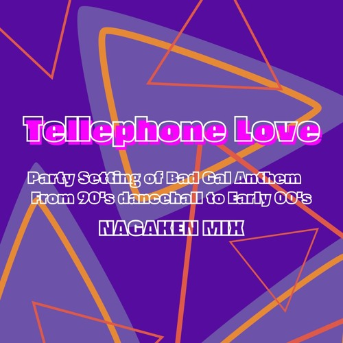 NAGAKEN MIX OCT(telephone love)party setting mix