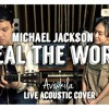 Download Heal The World - Michael Jackson (Live Acoustic Cover by Aviwkila) Mp3