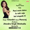 Download Pani mein lahre le rahi raja bel singade ki (Hindi Song) Mp3