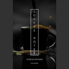 Coffee Notes No 1