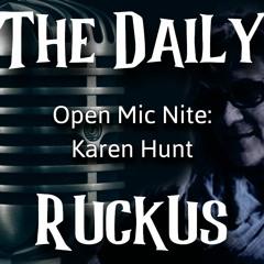 Open Mic Nite: Karen Hunt