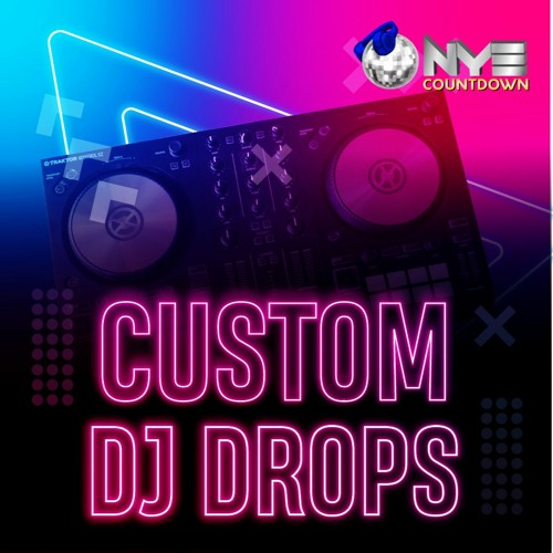 Custom Dj Drops (Male) DRY
