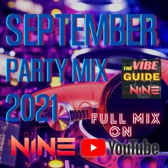 September 2021 Party Mix