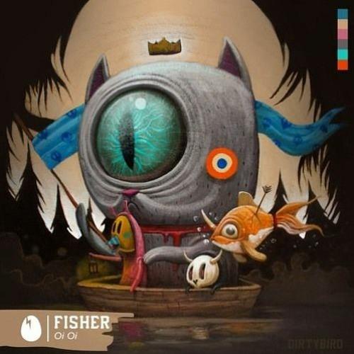 FISHER vs Dom Dolla & Sonny Fodera - Stop Take It (New.b Mashup)
