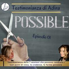 1 Testimonianza Adina Sessione: La Chiarezza