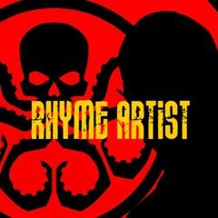 Rhyme Artist - Sergeant of Hydra (Produced By Jay Fehrman)