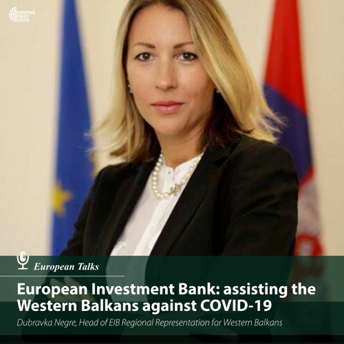 E22_6: European Investment Bank: assisting the Western Balkans against COVID-19