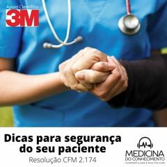 Dicas para segurança do seu paciente