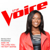 And I'm Telling You I'm Not Going (The Voice Performance)
