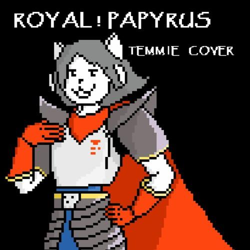 [Royal!Papyrus] NYEH HEH HEH BUT GREATER + Bonetussles (Temmie Cover)