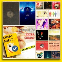 INDIE101's Extra Credit Cheat Sheet For January 3rd