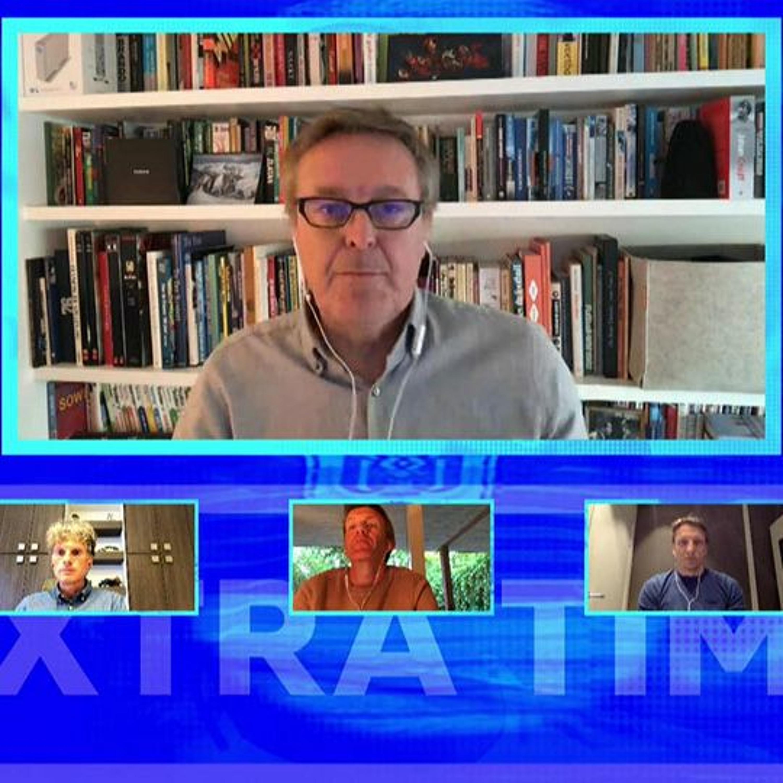 Extra Time van 15 mei met Peter Croonen en Philippe Clement