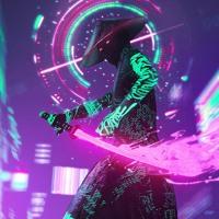 Samurai (Copyright Free Synthwave)