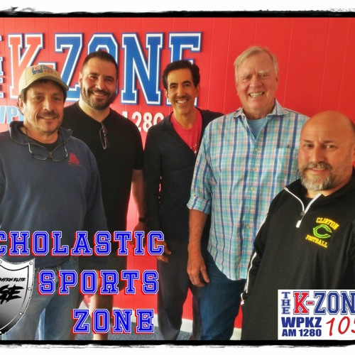 4-11-21 Scholastic Sports Zone w - Dr.'s Walker And Catalano
