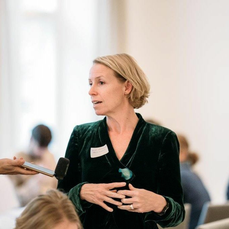 #32 vieraana Anna Valtonen, Aalto-yliopisto
