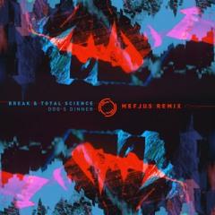 Break & Total Science - Dog's Dinner (Mefjus Remix)