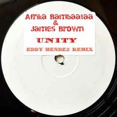 AFRIKA BAMBAATAA & JAMES BROWN -UNITY EDDY MENDEZ 1993 REMIX