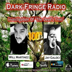 DFR Episode #100 Investigation At The Devils Tree