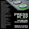 DJ STAR Q FT. MC RAIN - PRESS PLAY
