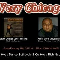 "Very Chicago ""Dance Virtual"" Feb 19, 2021"