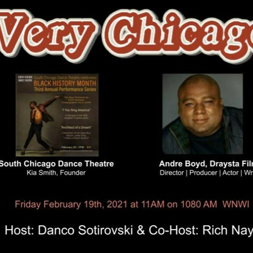 "Very Chicago ""Dance Virtual"" Feb 19, 2021"