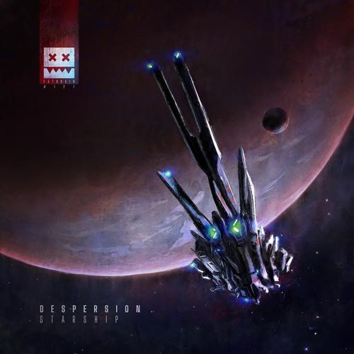 Eatbrain 127 / Despersion - Starship EP