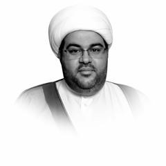 الشيخ عبدالحميد الغمغام استشهاد أمير المؤمنين (ع) ليلة 21 رمضان 1442هـ