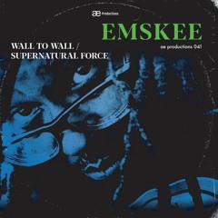 Emskee Snippet Promo - Produced by Mr Fantastic