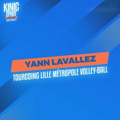 #19 - Yann Lavallez : Tourcoing Lille Métropole Volley