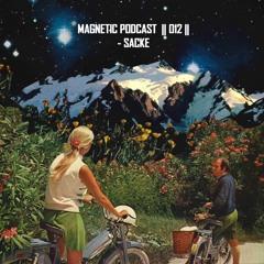 Magnetic Podcast    012    - Sacke