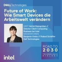 #24 Smart Devices & Future of Work / Gast: Astrid Steingrüber