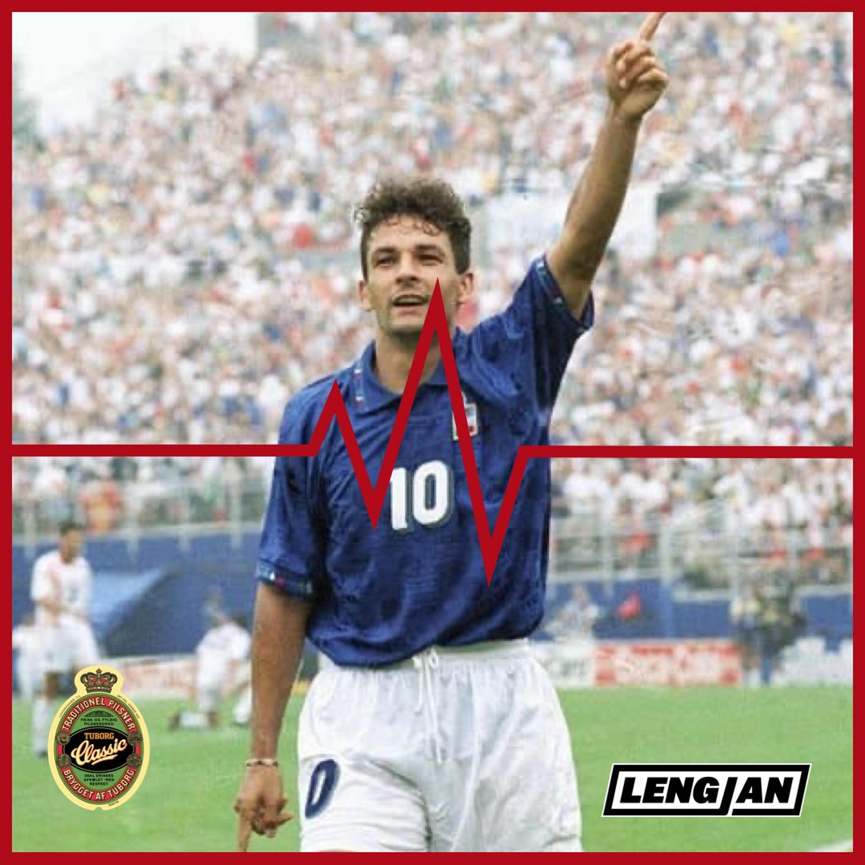 Vikulok Dr. Football - Pepsi Max hefst 14.júní, við ræðum bréfið og Roberto Baggio