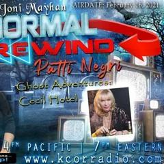 Paranormal Rewind with Patti Negri